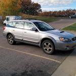 2005 Outback XT Limited