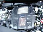The 250BHP Legacy GT engine